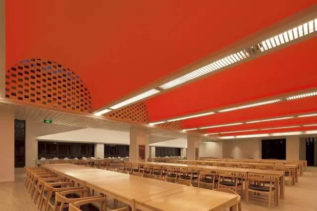 0e1846ea328c8a0307e5204ce446b355 - 声学   清华大学教师餐厅 / 素朴建筑工作室的声学设计