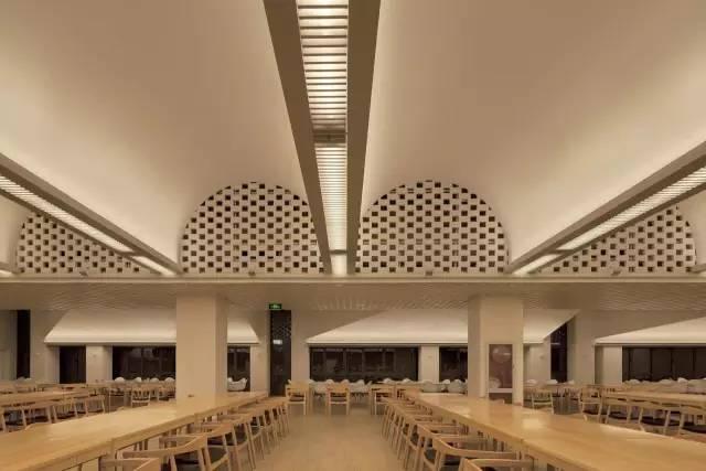 3cfc54c5e91261d991411b71634d752b - 声学   清华大学教师餐厅 / 素朴建筑工作室的声学设计
