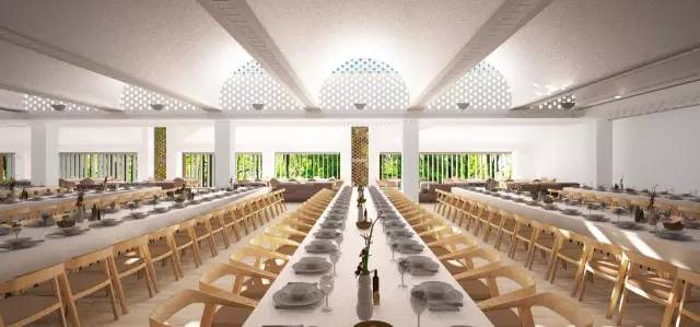 3eb639743bd7221c9c8be55a988a5c84 - 声学   清华大学教师餐厅 / 素朴建筑工作室的声学设计