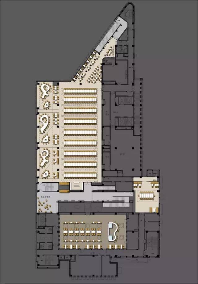 9961e19bab9d97565cf5343c9f48502b - 声学   清华大学教师餐厅 / 素朴建筑工作室的声学设计