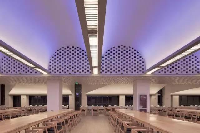 af6d1aa2f261cfcb975e11a7083a8d58 - 声学   清华大学教师餐厅 / 素朴建筑工作室的声学设计
