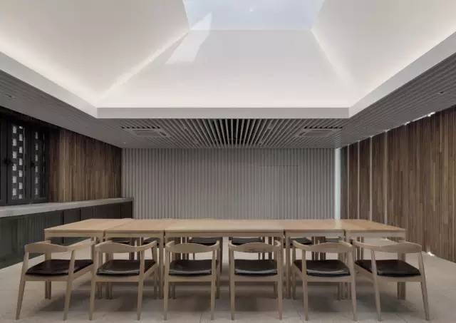 f370e77d0337894fb04f655fdff7f747 - 声学   清华大学教师餐厅 / 素朴建筑工作室的声学设计