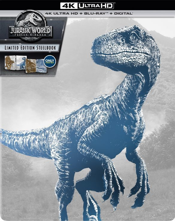 资源「4K HDR」侏罗纪世界2 Jurassic World: Fallen Kingdom (2018)「4K UHD 蓝光破解版」