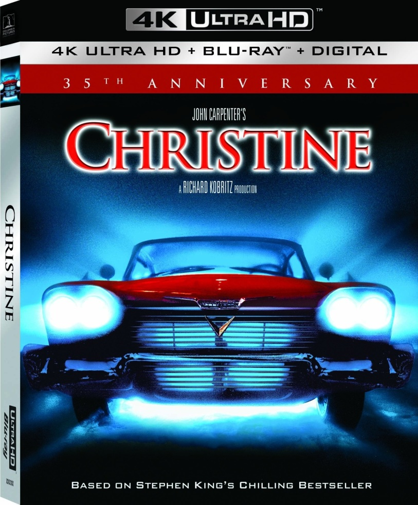 资源「4K HDR」克莉丝汀魅力 Christine (1983)「4K UHD 蓝光破解版」