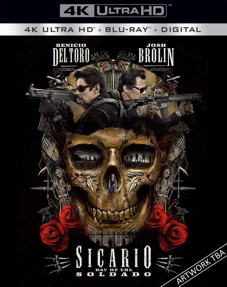 资源「4K HDR」边境杀手2:边境战士 Sicario: Day of the Soldado (2018)「4K UHD 蓝光破解版」