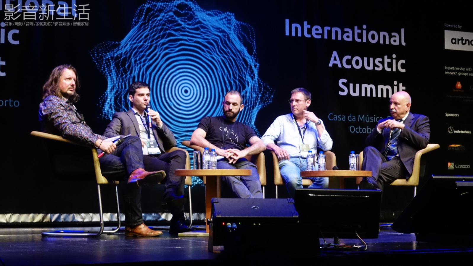 "artnovion trip 4 - 回顾   ""远赴葡萄牙,一次与声学大师们邂逅的旅程"" International Acoustic Summit 2018国际声学峰会在葡萄牙举行!"