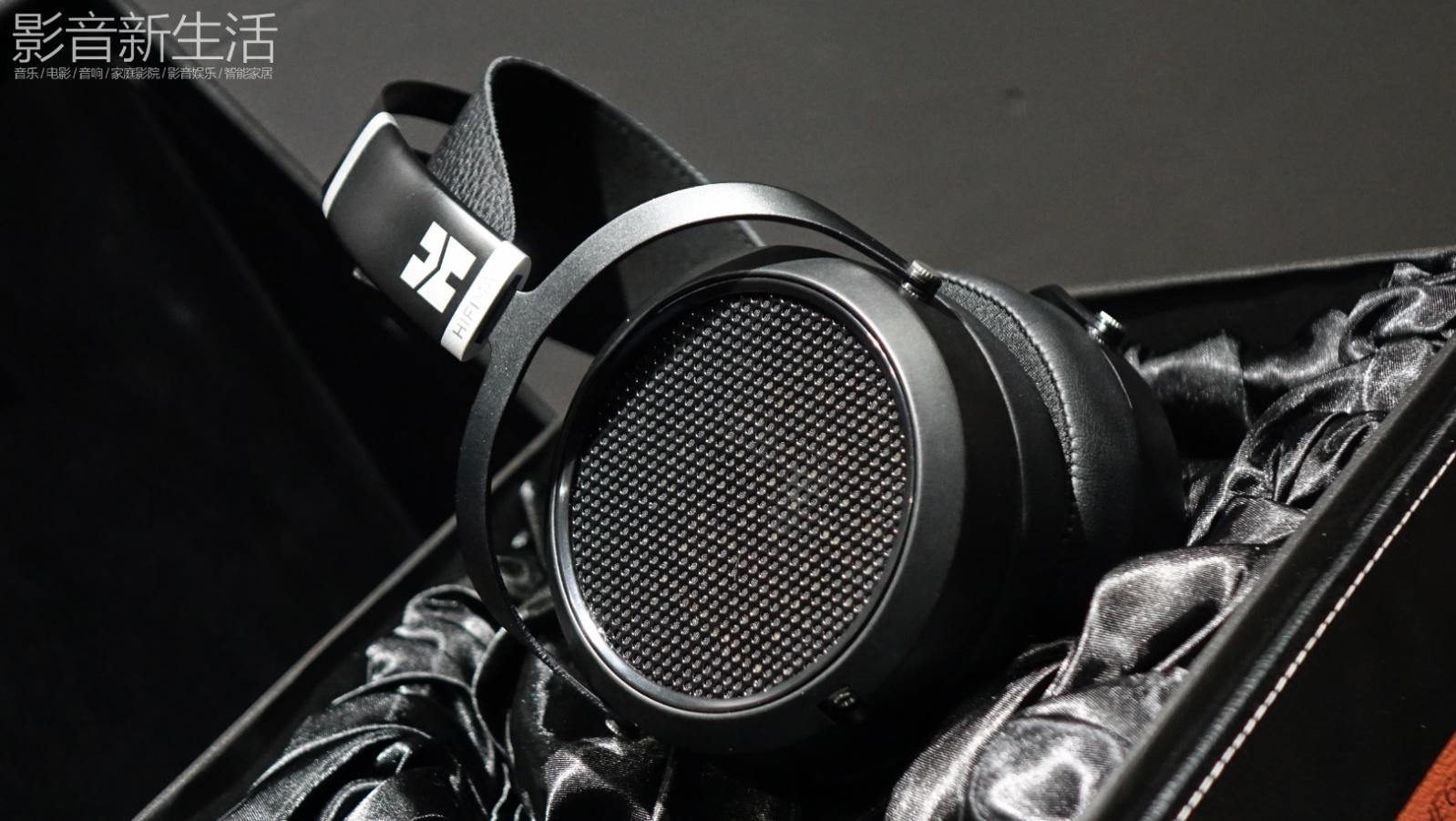 """试听   """"在变革与传统里找到最佳位置!"""" HIFIMAN HE6SE头戴式耳机"""