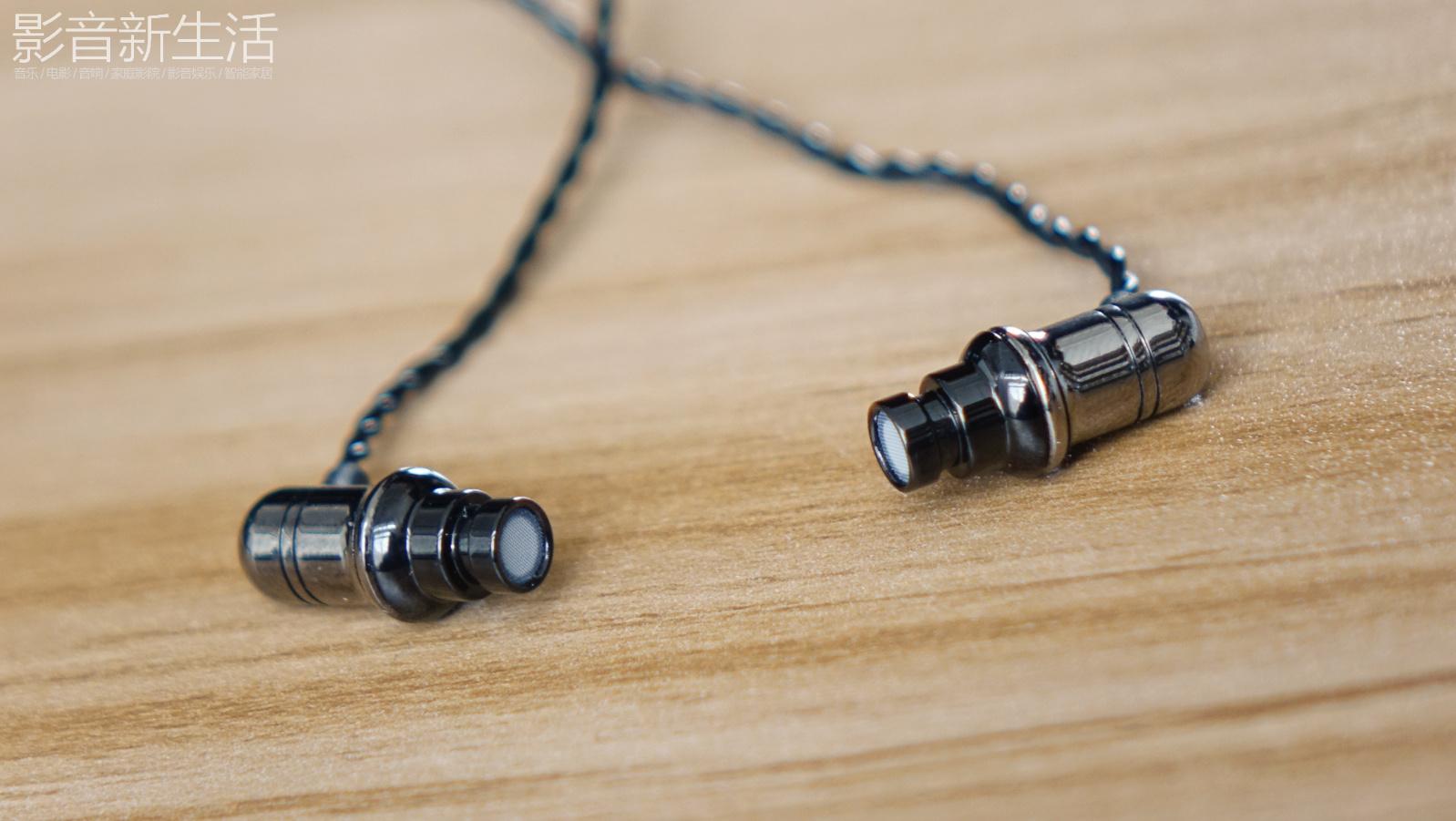 "Noble Audio EDC Bell 17 - 试听 | ""黄铜加持,音质再提升"" Noble Audio EDC Bell 入耳式耳机"